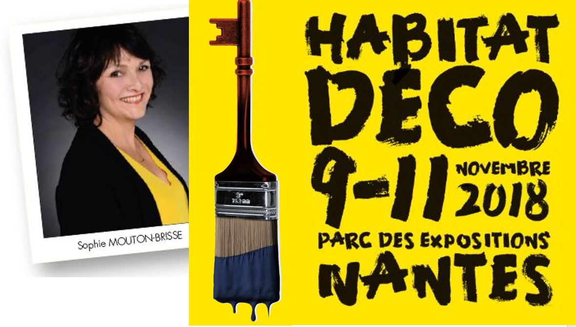 Les Couleurs Seront Aussi Au Programme Du Salon HABITAT DECO 2018 à Nantes