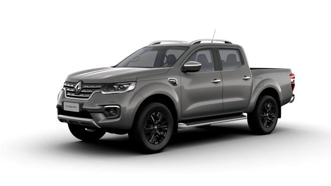 2019 - Nouveau Renault ALASKAN
